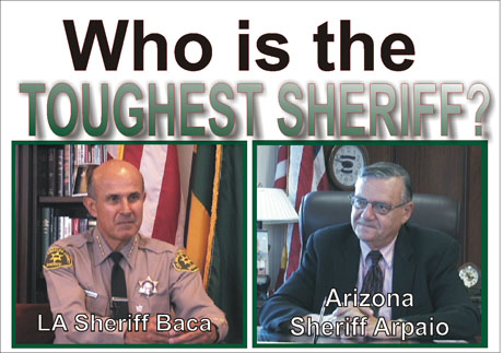 Watch Sheriff Baca vs Arpaio Debate Who's Got The Toughest Jails