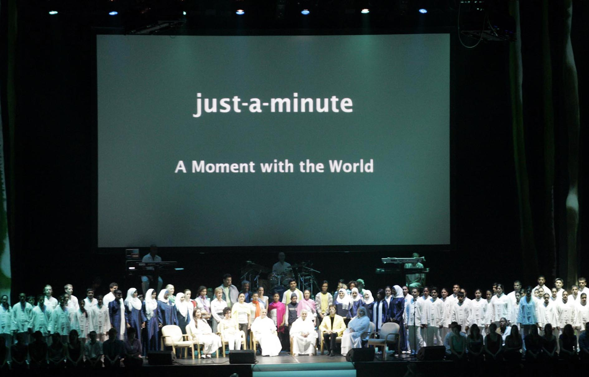 Millions Share Worldwide Minute Of Silence For Un Day Of Peace