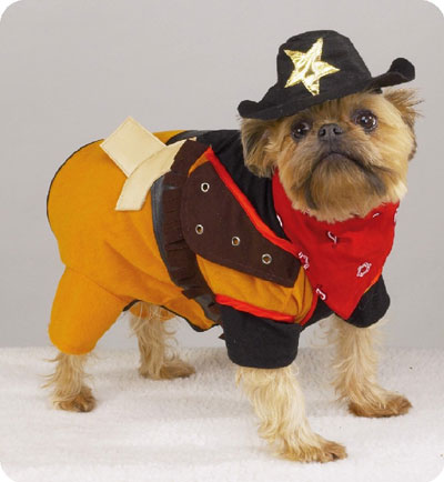 cowboy dog costumeour cowboy costume is as rough and tough as your dog dog witch halloween costume