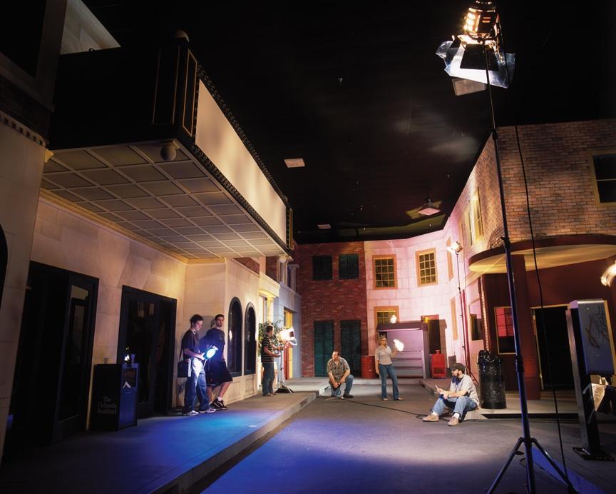 Capilano university film program
