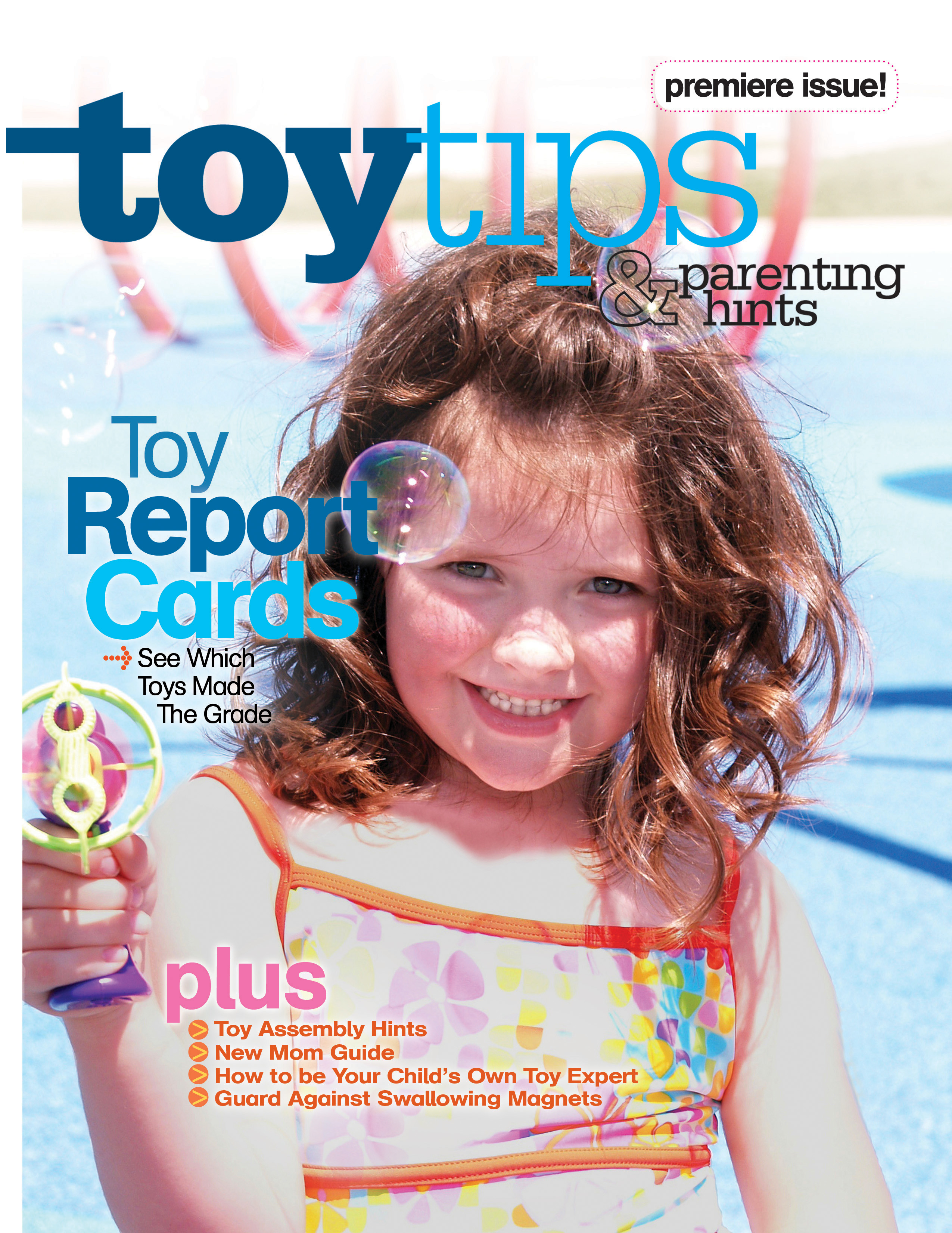 New Toy Tips Magazine Helps Holiday Toy Shoppers