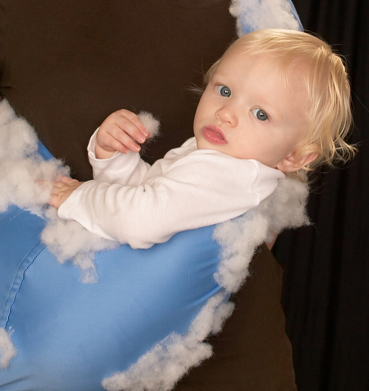 for trend-setting moms: a new twist on halloween costumes for babies