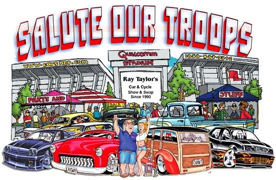 Toys For Tots Logo Pdf : Th annual san diego auto swap quot toys for tots show