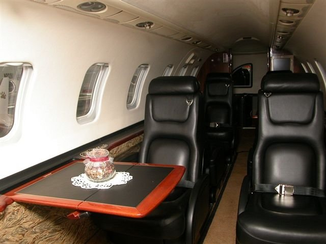 Imperial Jets Arranges Tom Watson Private Jet Charter