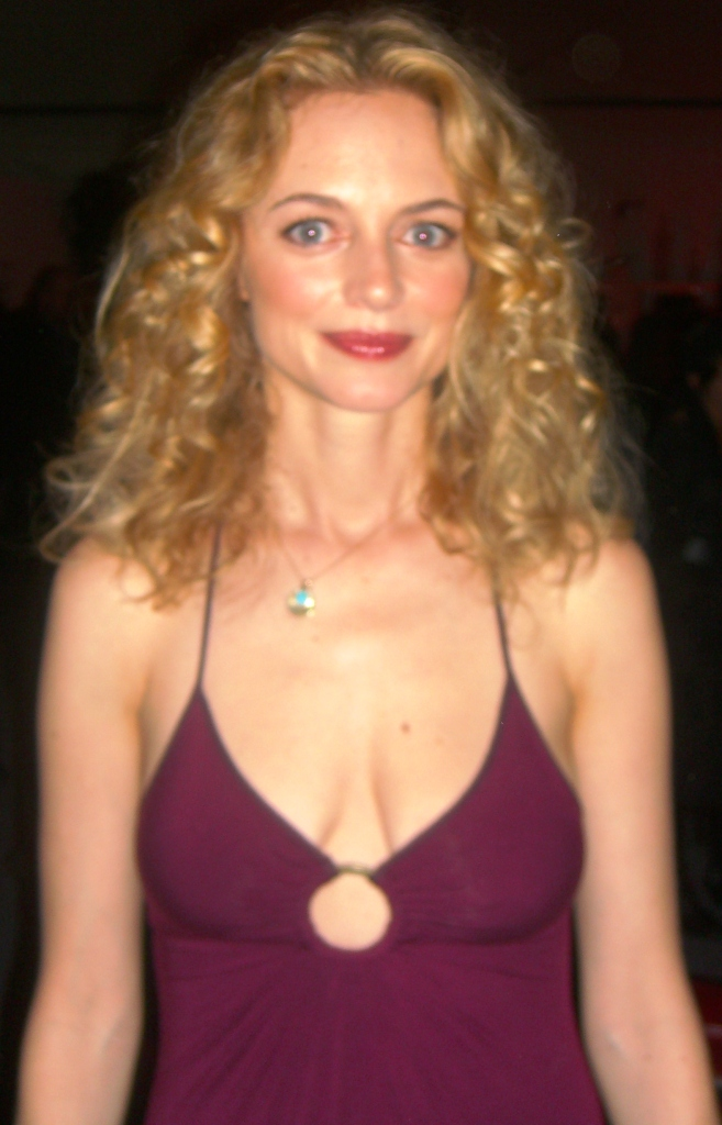 Most Likely To Questions >> Love is the Drug for Actress Heather Graham
