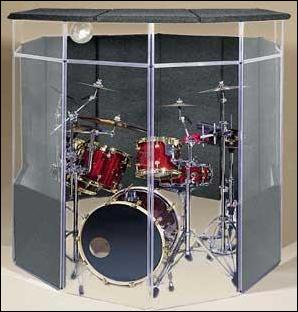 Acoustical Solutions Inc Is Now Offering Clearsonic Drum
