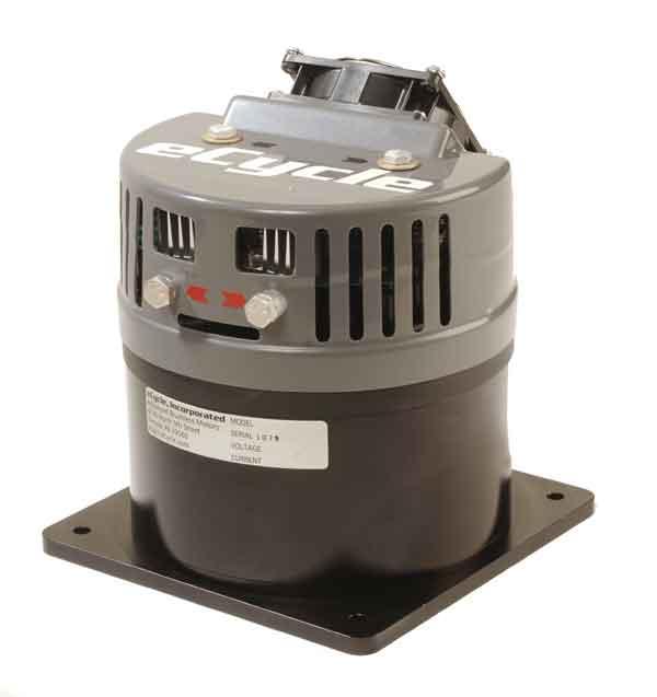 eCycle's SolidSlot™ Brushless Motor/Generator