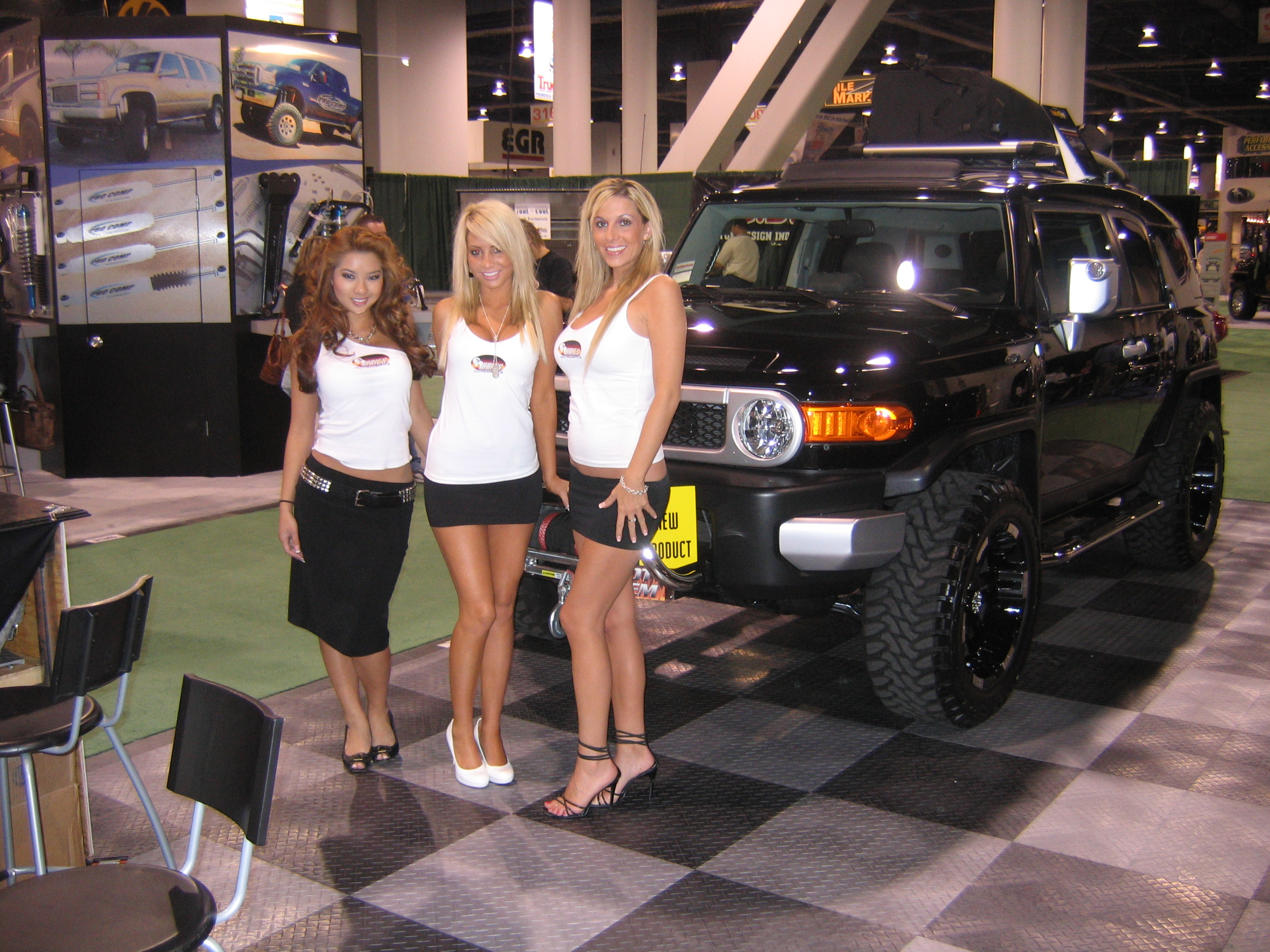 Aries Off Road Amazes Fj Cruiser Devotees And Toyota