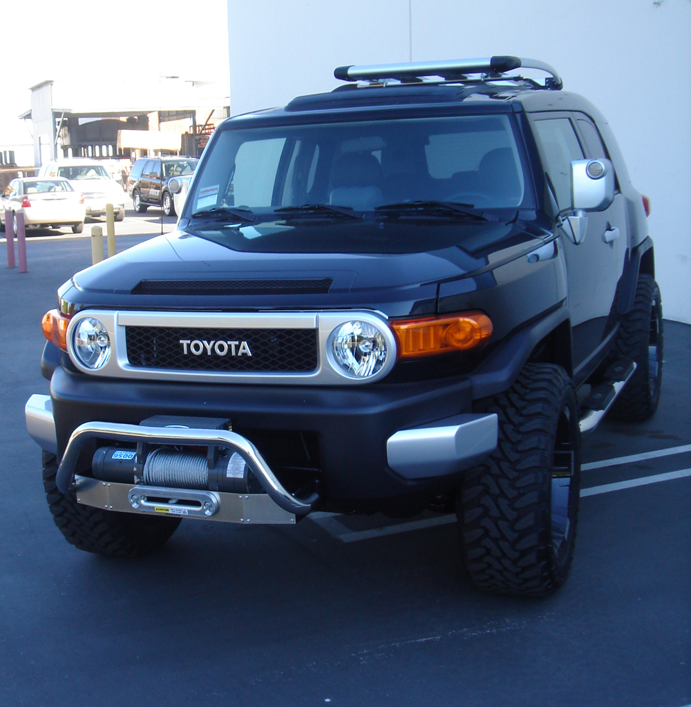 Aries Off Road Amazes Fj Cruiser Devotees And Toyota