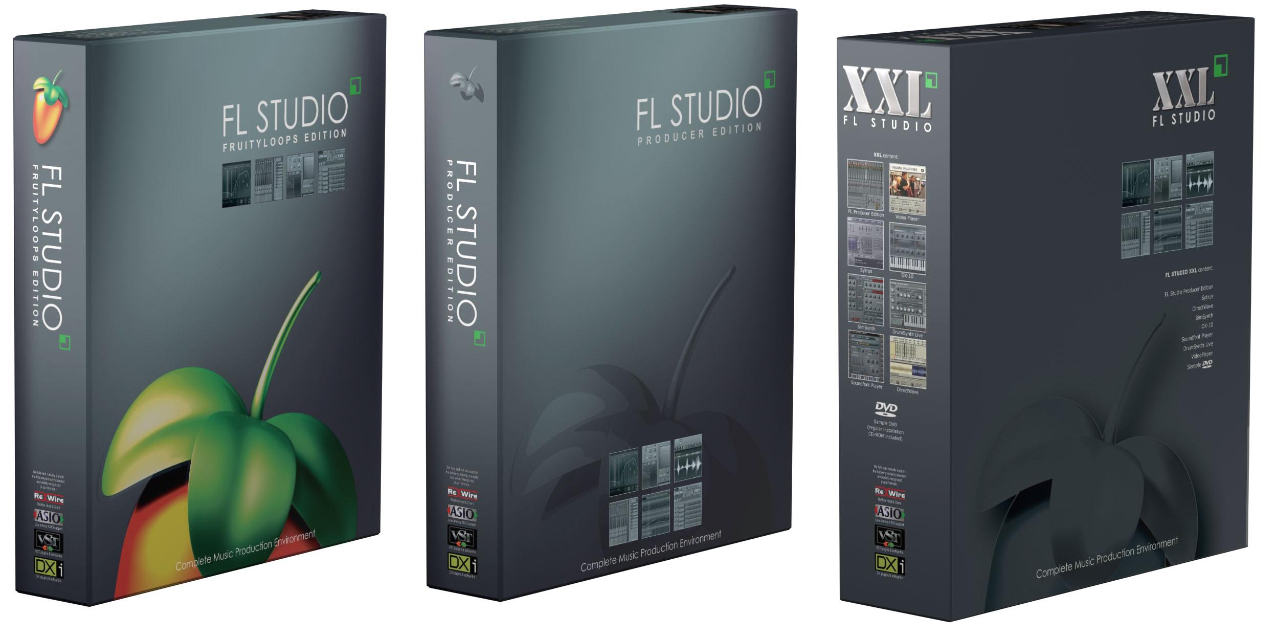Fl studio producer edition 12. 1. 2 download crack   softwareoop.