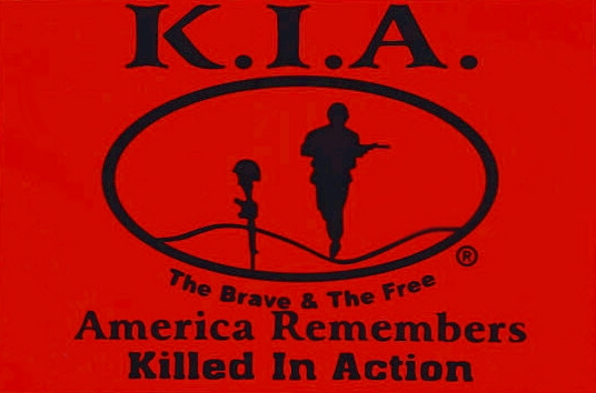 KIA Flag and Symbol