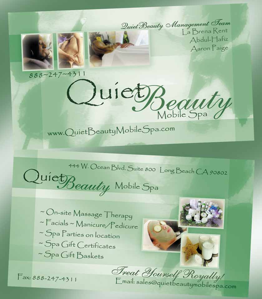 QuietBeauty Mobile Spa Launches New Massage Club Membership - An ...