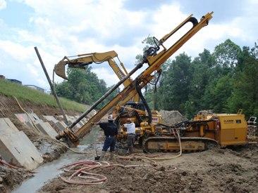 Hayward Baker Completes Ambitious Landslide Repair Project