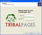 TribalPages Offers Upload Wizard
