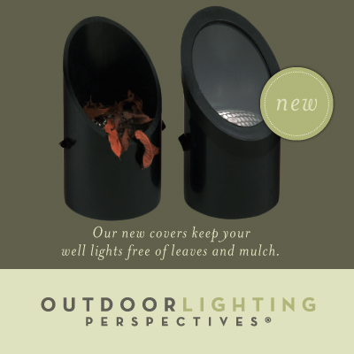 Outdoor Lighting Perspectives Introduces New Well Light Covers