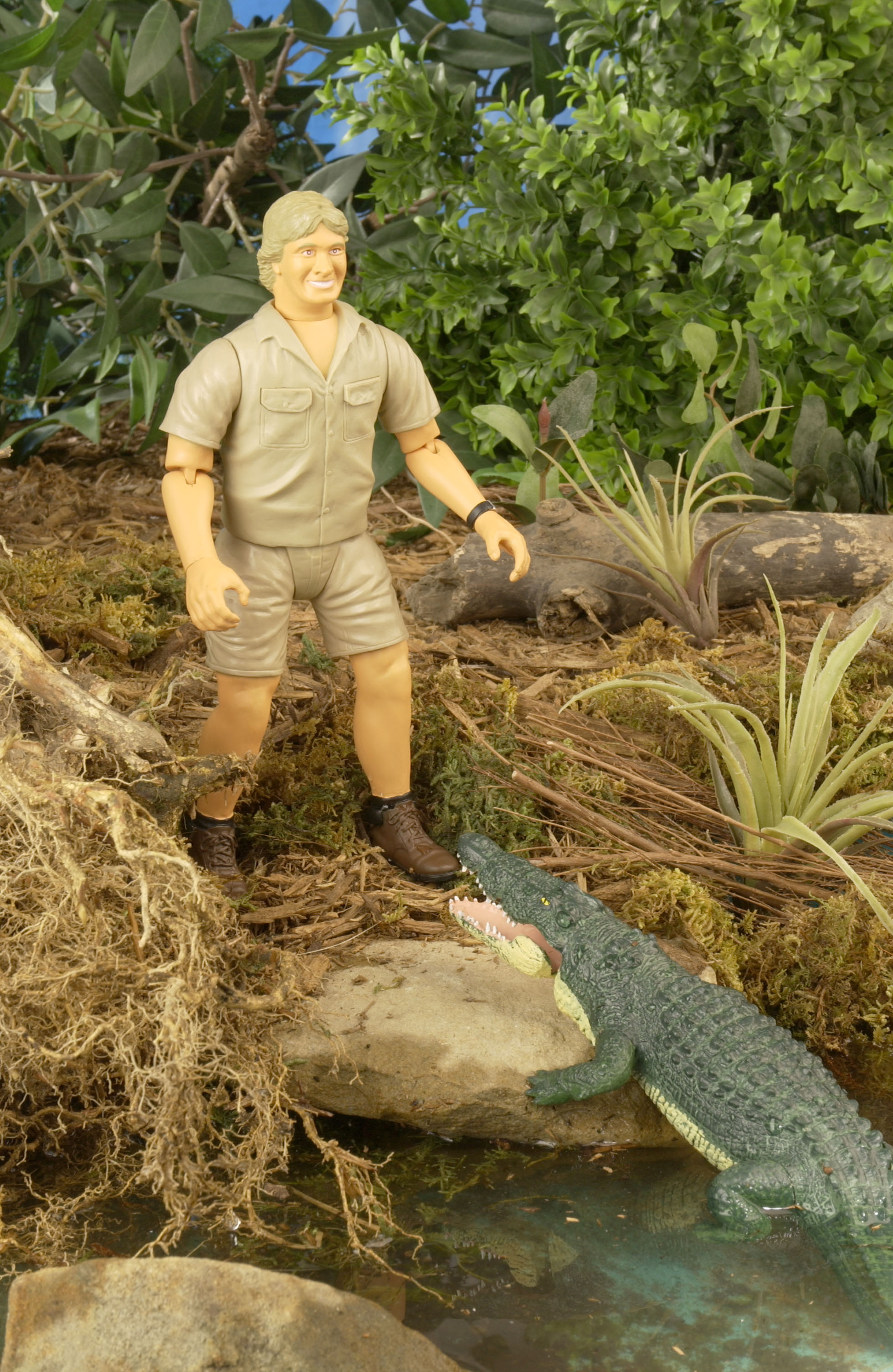 Wild Republic Backs Steve Irwin Toys with Company\'s 1st National TV Ads