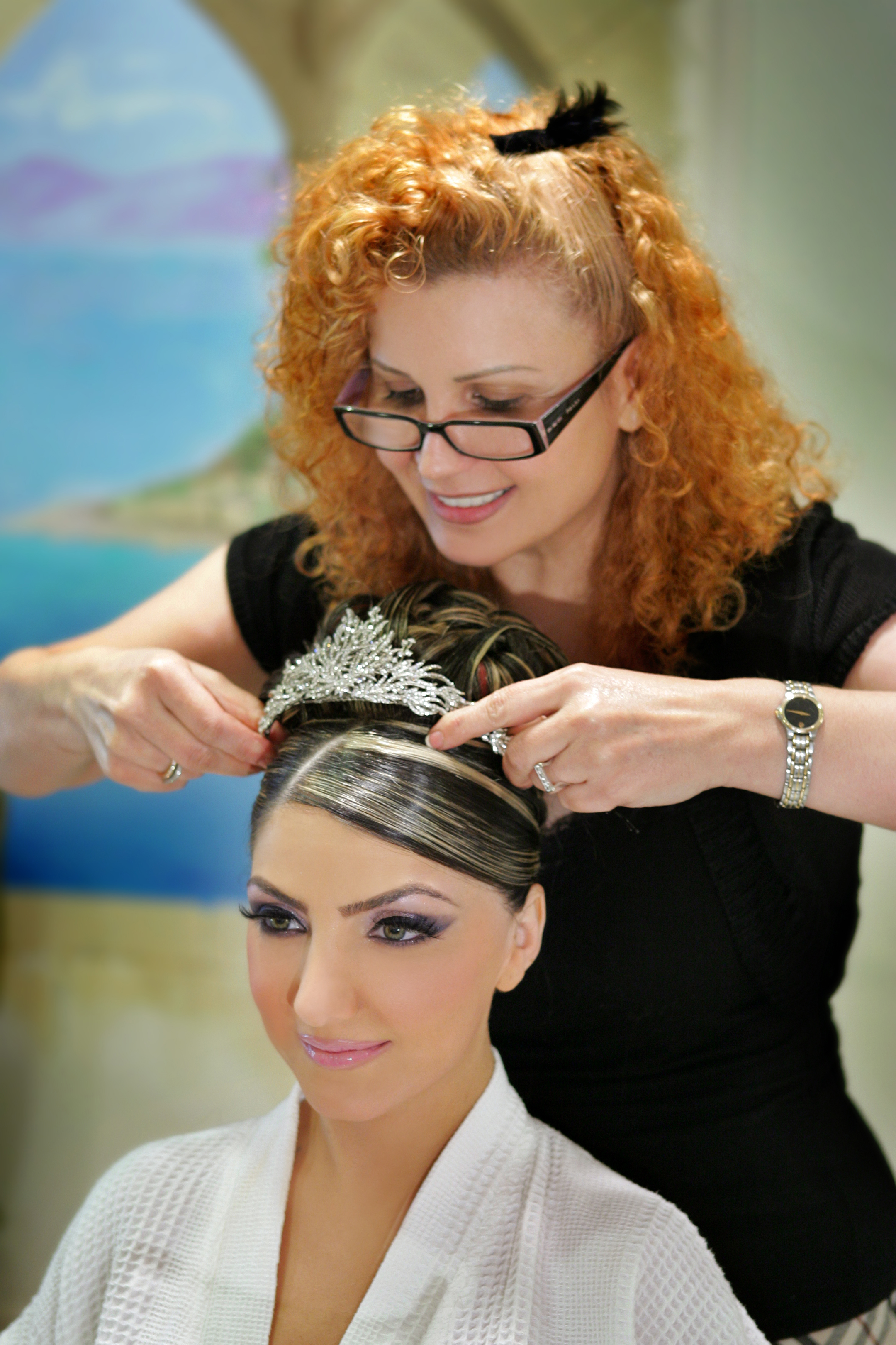 Bella Nella Bride One-of-a-Kind Salon Exclusively For The