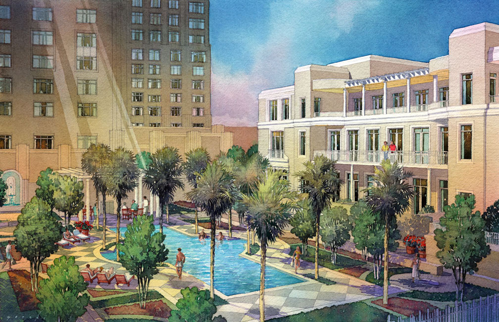 The Residences At The Ritz Carlton Dallas Leads The
