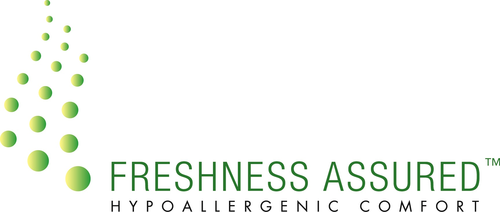 down and feather pioneer unveils new freshness assured logo