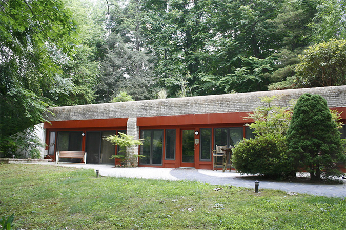 Earth Sheltered Home Offers D C Area Buyers Chance To