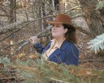 Michigna Bigfoot researcher Lisa Shiel