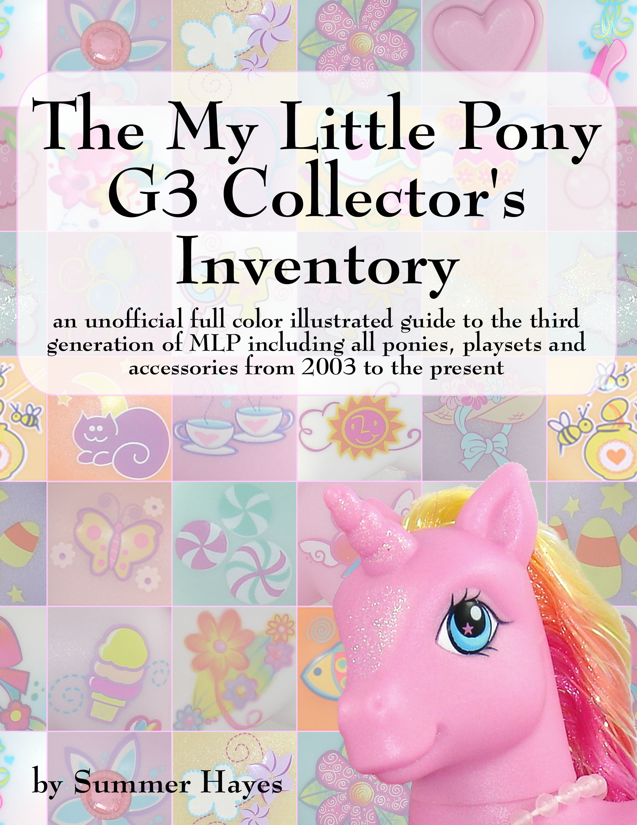 the my little pony g3 collector s inventory brings the world of mlp