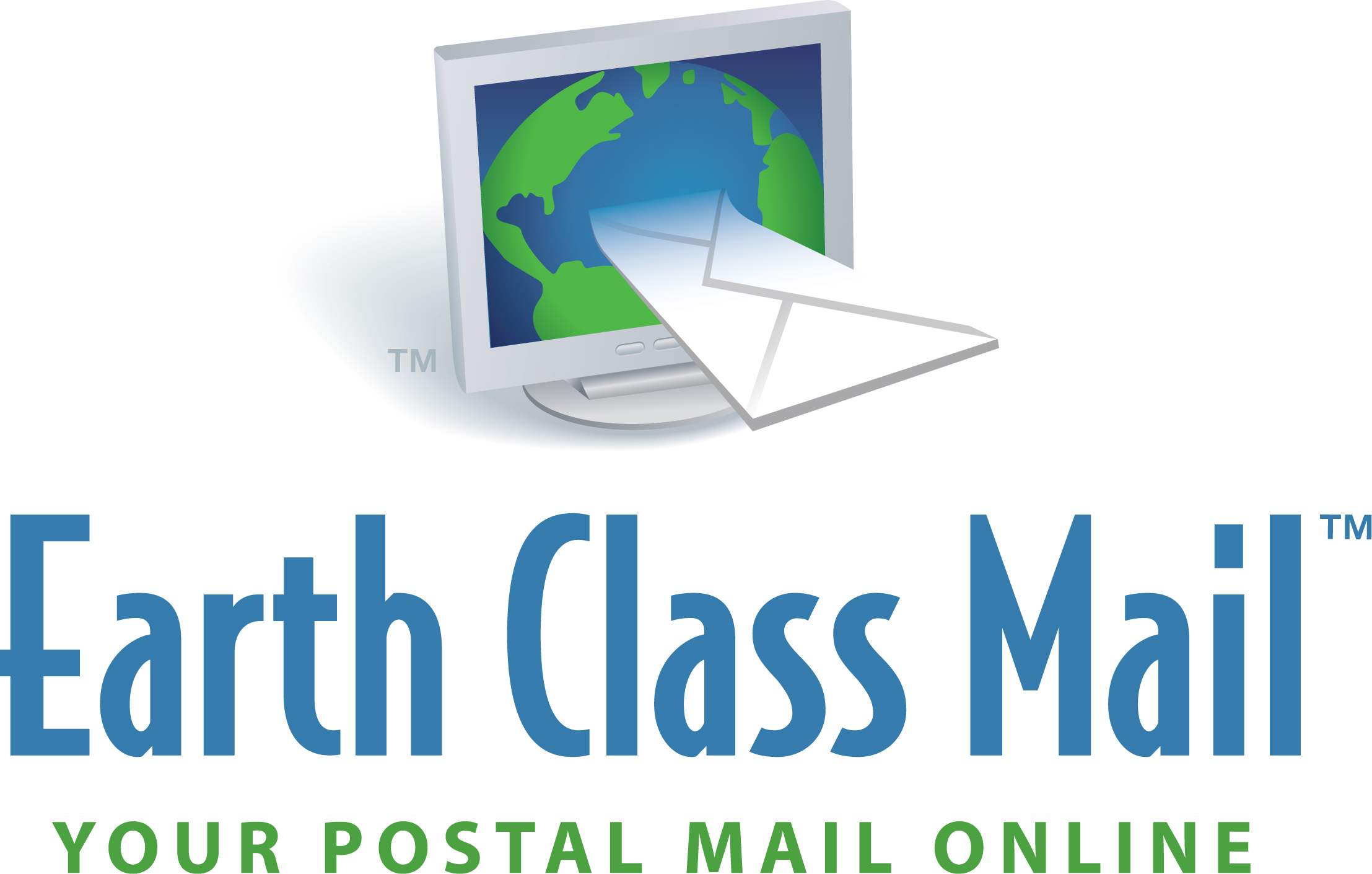 Earth Class Mail Receives