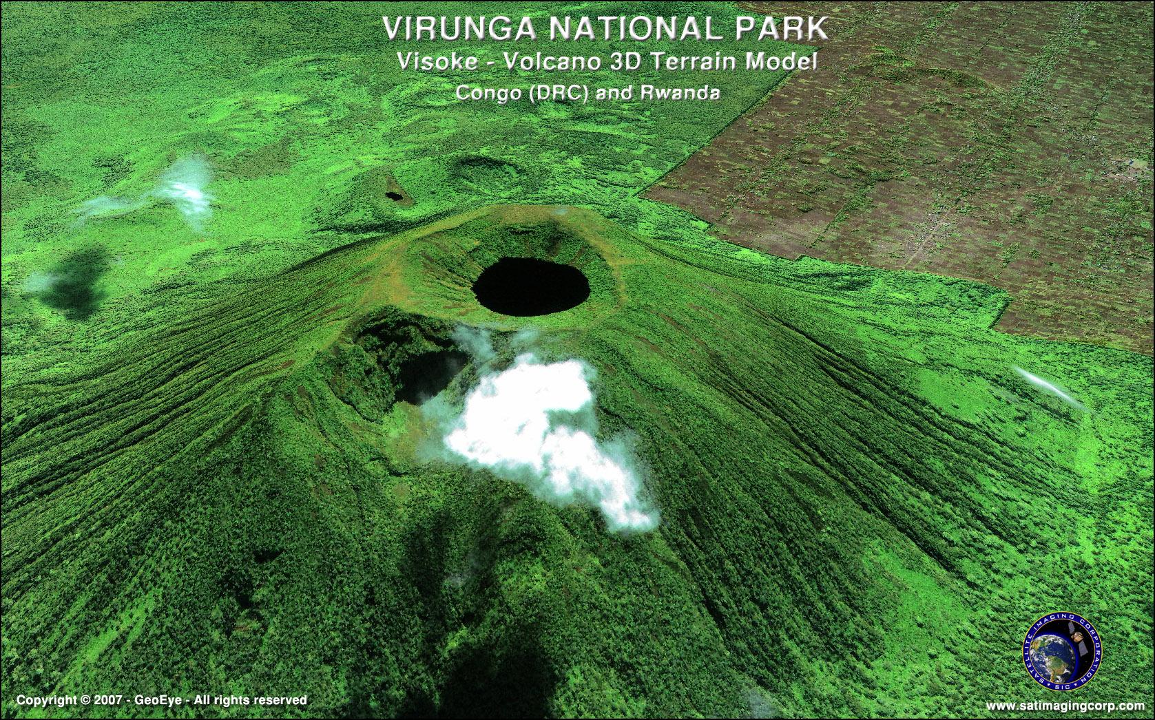Satellite Imagery And Gis Technology Improve Wildlife