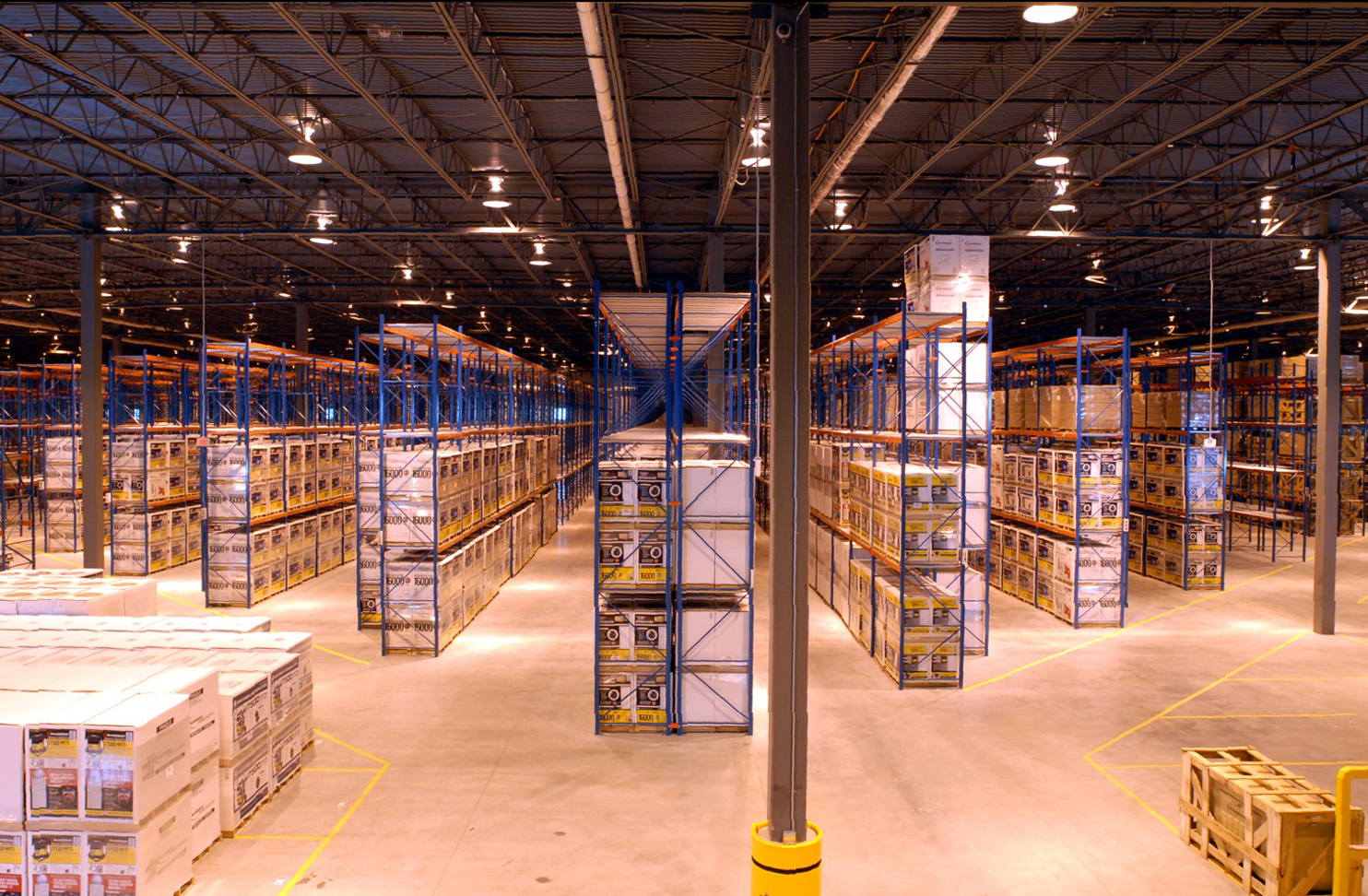 New Opportunity With New Warehouse Design Pallet Rack