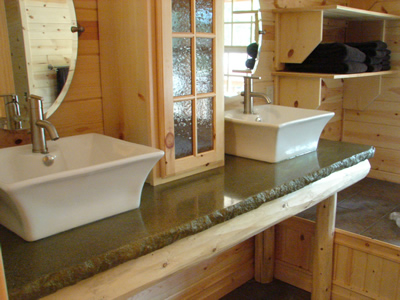 Create A Bathroom Escape Using Concrete Gallery Offers