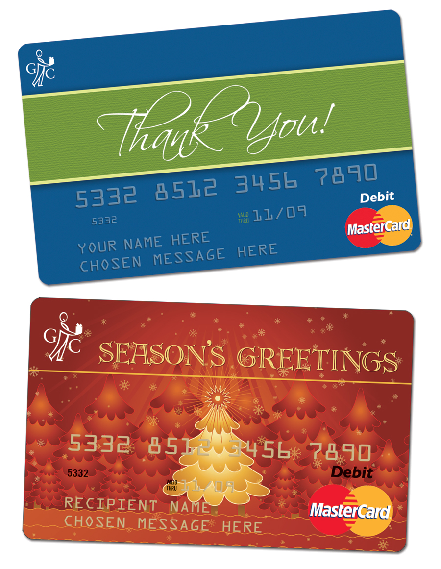 Gift Card Provider Giftcertificates Develops Mastercard Gift Card