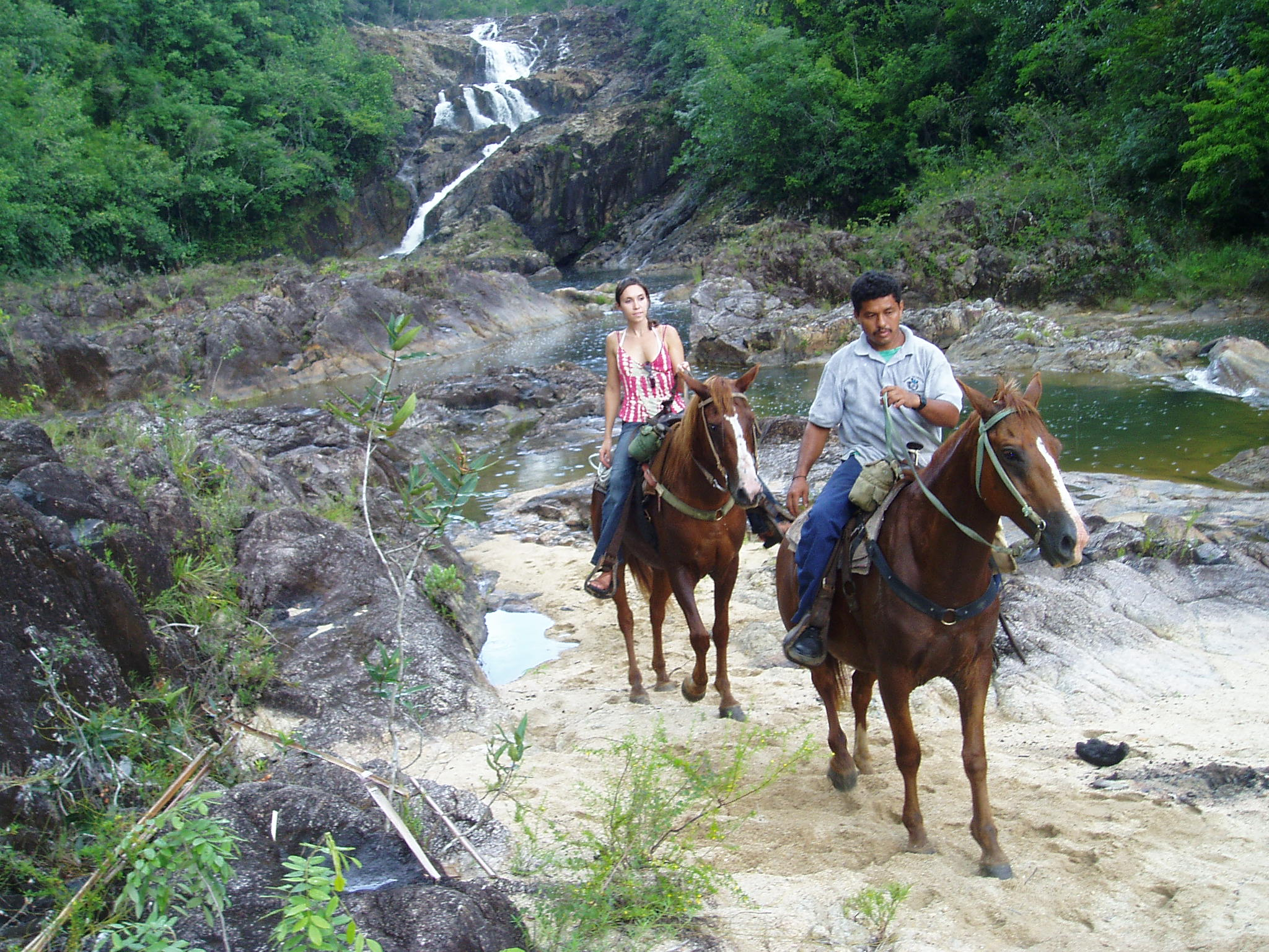 Mountain Equestrian Trails In Belize Hosts The History