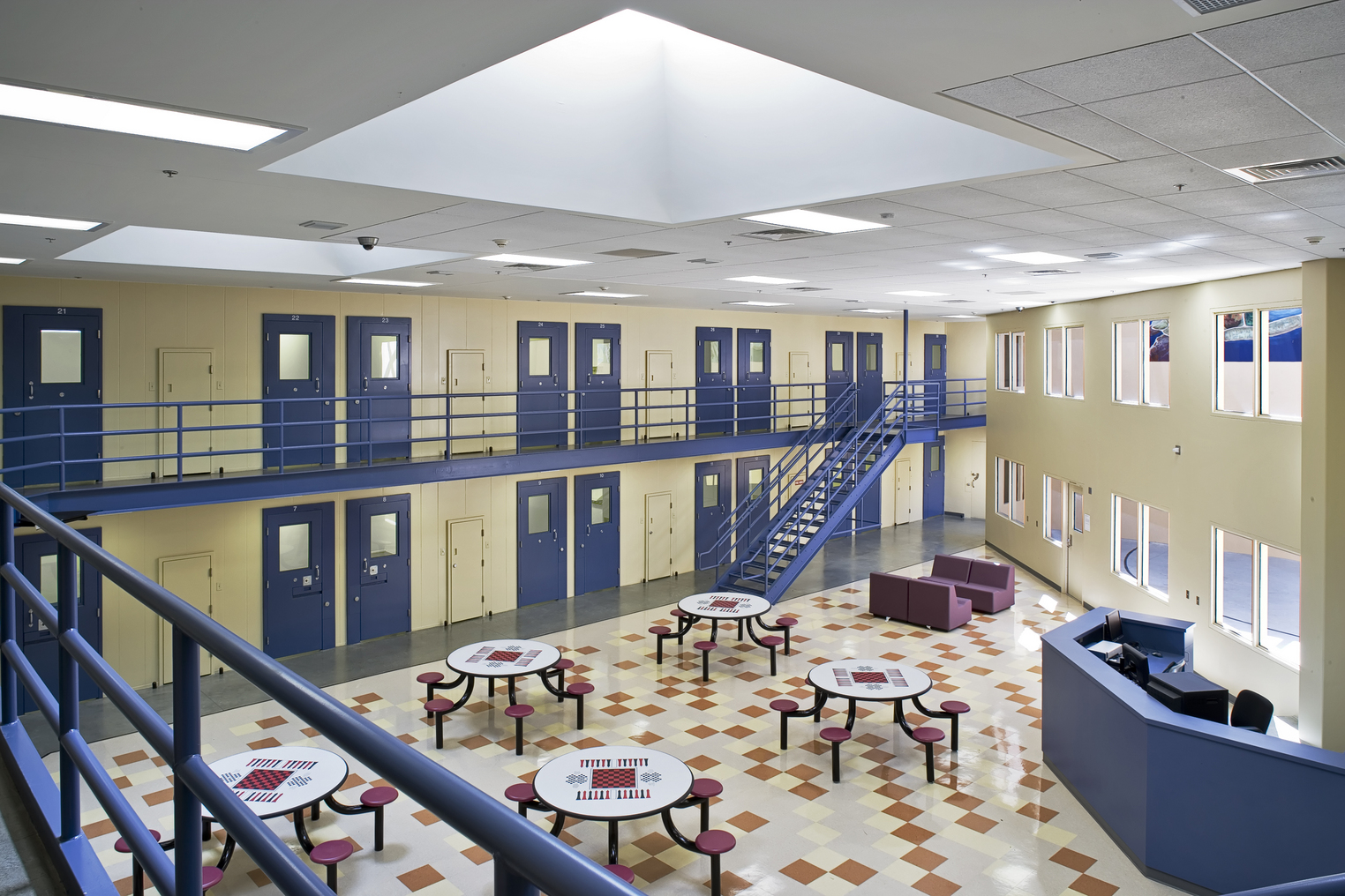Hok Designs Nation 194 S First Leed 194 174 Gold Juvenile Detention