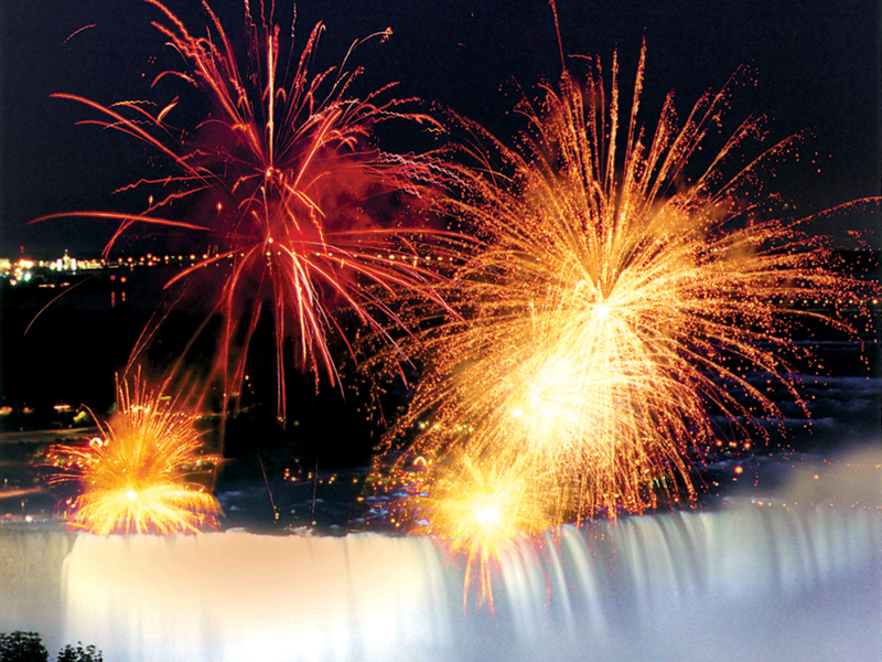 Niagara Falls New Year S Eve Concert Expected To Draw