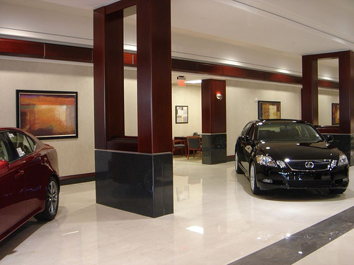 ... Artwork By ConservArt Decorates The New Lexus Of Palm Beach  StoreInterior View Of Main Showroom At AutoNationu0027s New Lexus Of Palm Beach  Facility ...