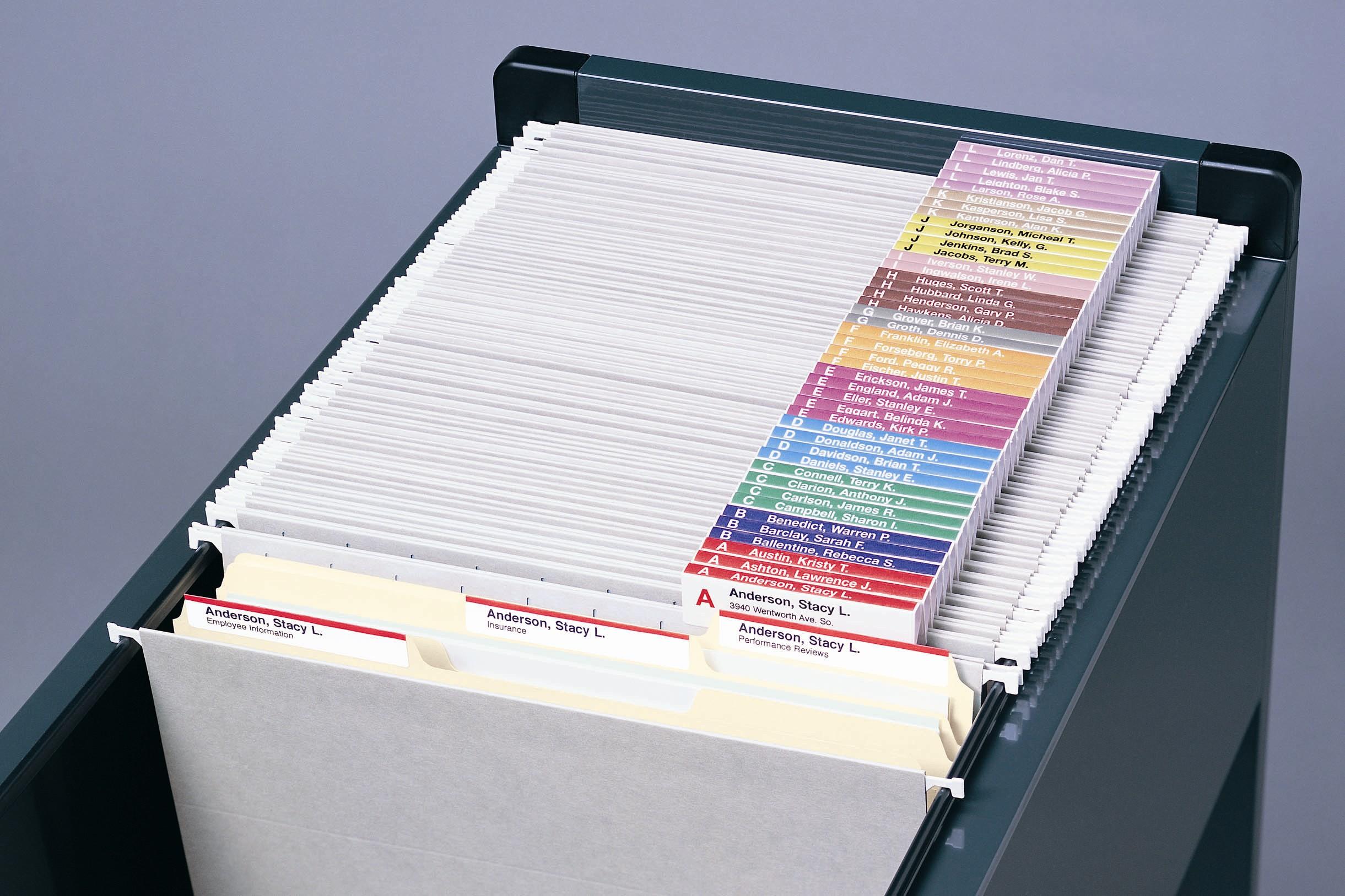 New Smead Viewables 174 4 0 Color Labeling System Makes