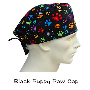Designer Surgical Scrub Caps Hospital Gowns And