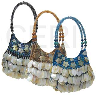 ... Sea Shell HandbagsFashion rules with these seashell embellished  wholesale handbags - top pick for spring ... d1c2277577