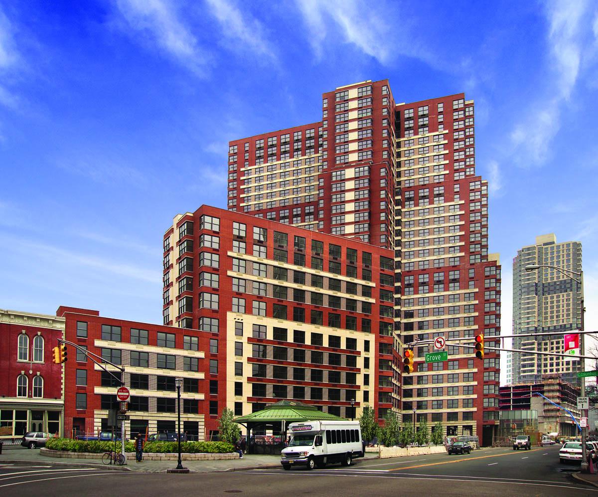 Grove Street Jersey City Apartments