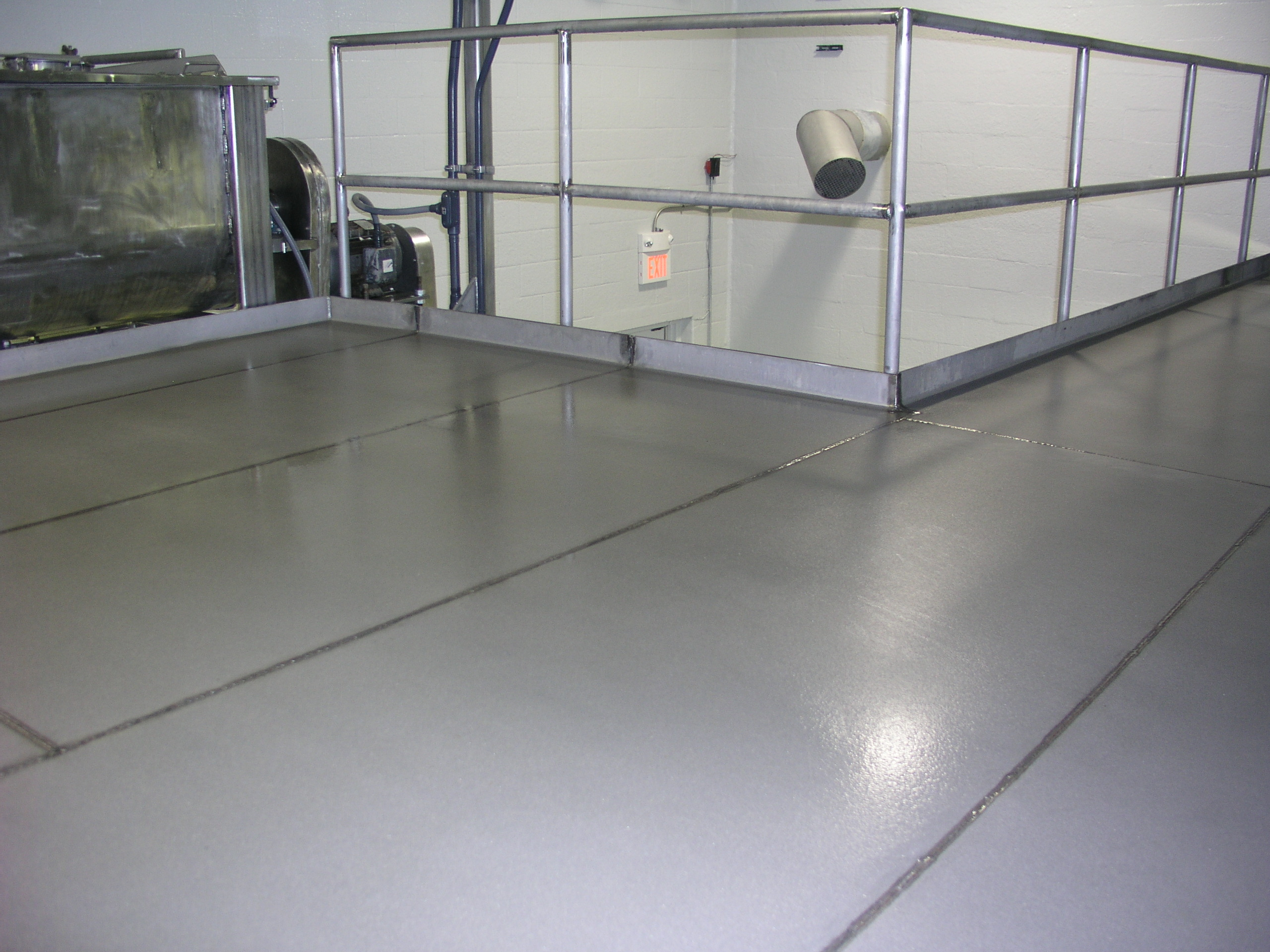Slipnot 174 Metal Safety Flooring To Exhibit At Conexpo 2008