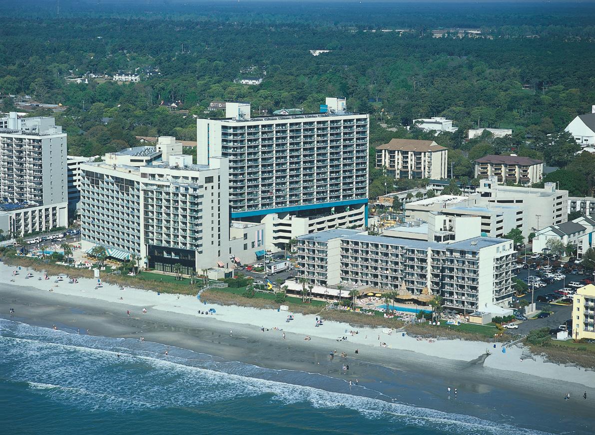 Sands Resorts In Myrtle Beach S C