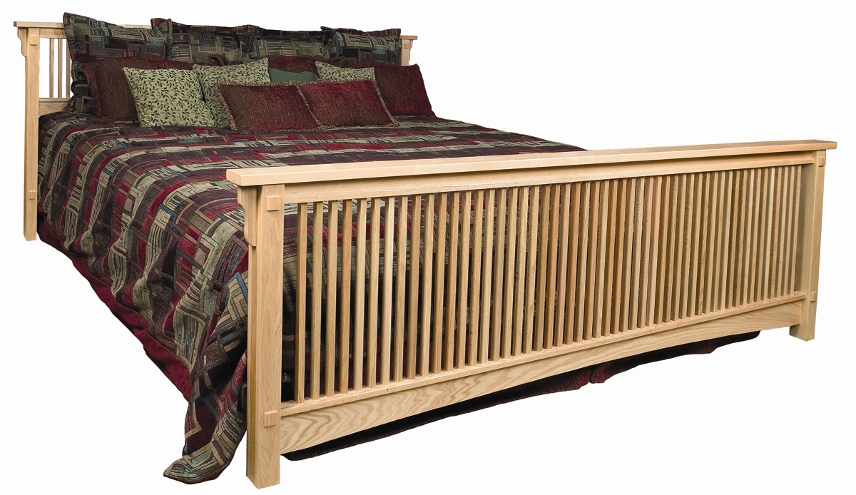 Alaska King Bed From P.M. Bedroom Galleryu0027s Spencer Bedroom Collection ...