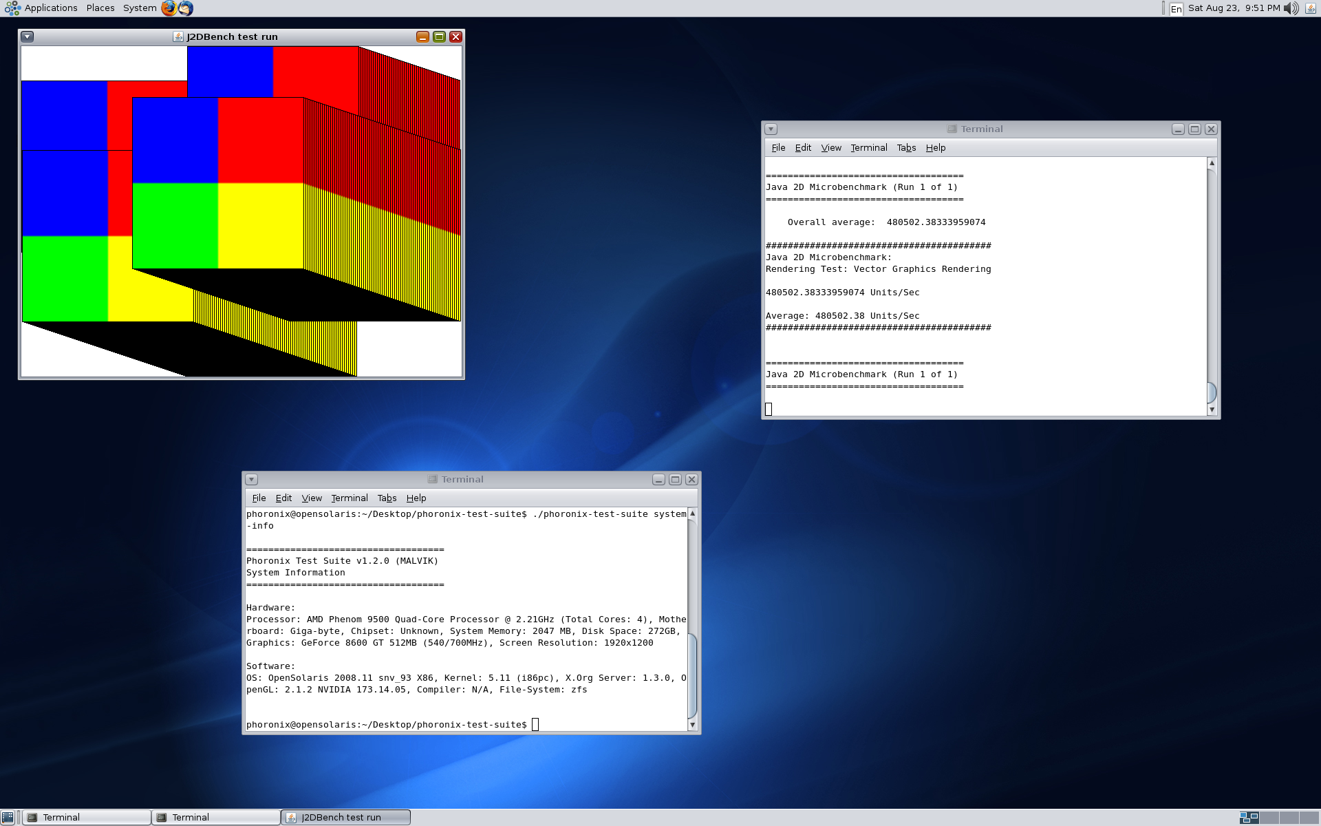 Benchmarking On Linux Reaches New Heights With Phoronix Test