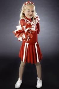 Danskins do it yourself halloween costumes let parents show danskins make it yourself cool cheerleader costume solutioingenieria Gallery