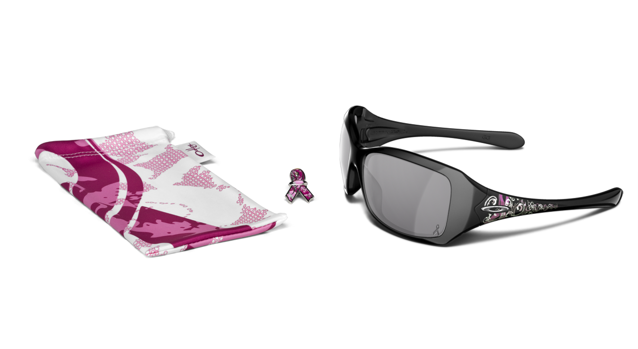 97ce0319bb Oakley Supports International Breast Cancer Awareness