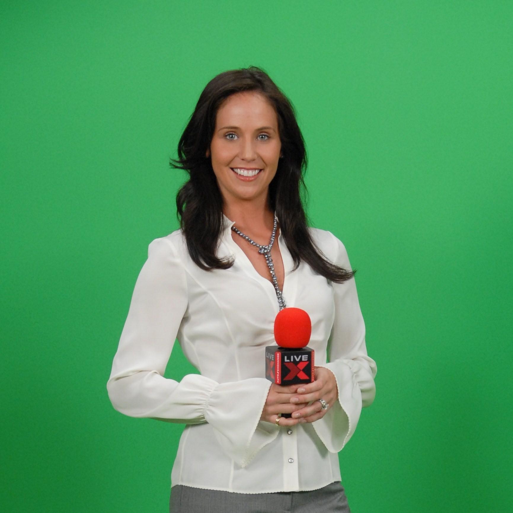 Jenni Croft, Former Phoenix Suns Dancer and ABC's 'The