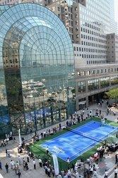 SnapSports at the Heineken Premium Light Tennis Event