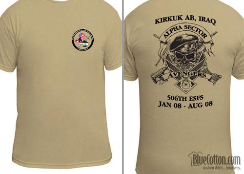 The Custom T-Shirt: The Original Form of Micro-Blogging? BlueCotton
