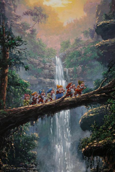 Snow white 7 dwarfs part 1 - 4 6