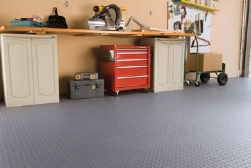 New Griptouch 174 Vinyl Garage Flooring Value Priced Non